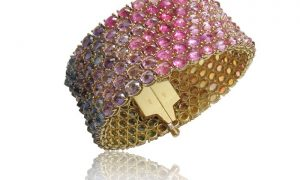 Paolo Costagli y su colección de joyas Ombré
