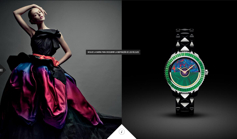bc5196517b6b El Reloj Dior VIII