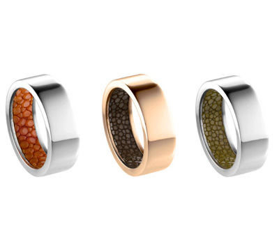 el tamaño correcto de un anillo