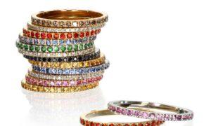Los anillos Lollypops de la marca IO&ES