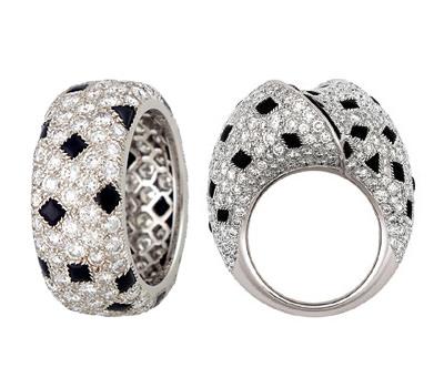 anillo de Cartier