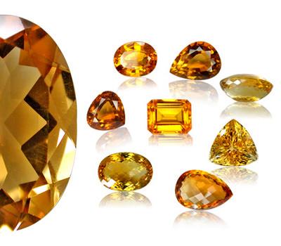 Citrino, una piedra semipreciosa amarilla