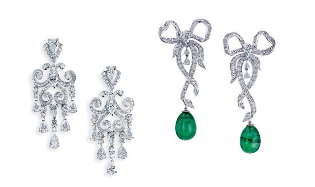 Fabergé y las joyas Danses Fantasques