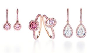 De Beers y Aura, en fancy diamond rosa