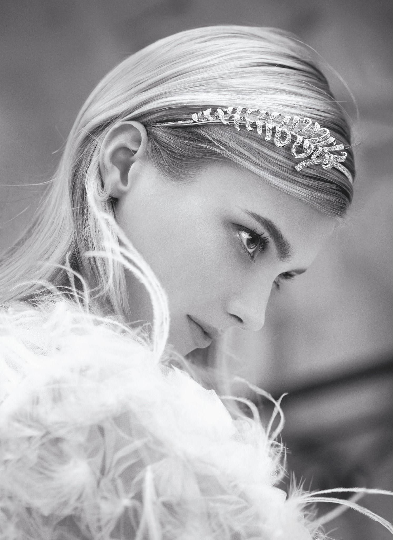 Joyas Plume de Chanel Colección 1932