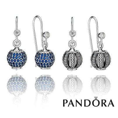 Pandora Nuevos Pendientes Charm personalizables