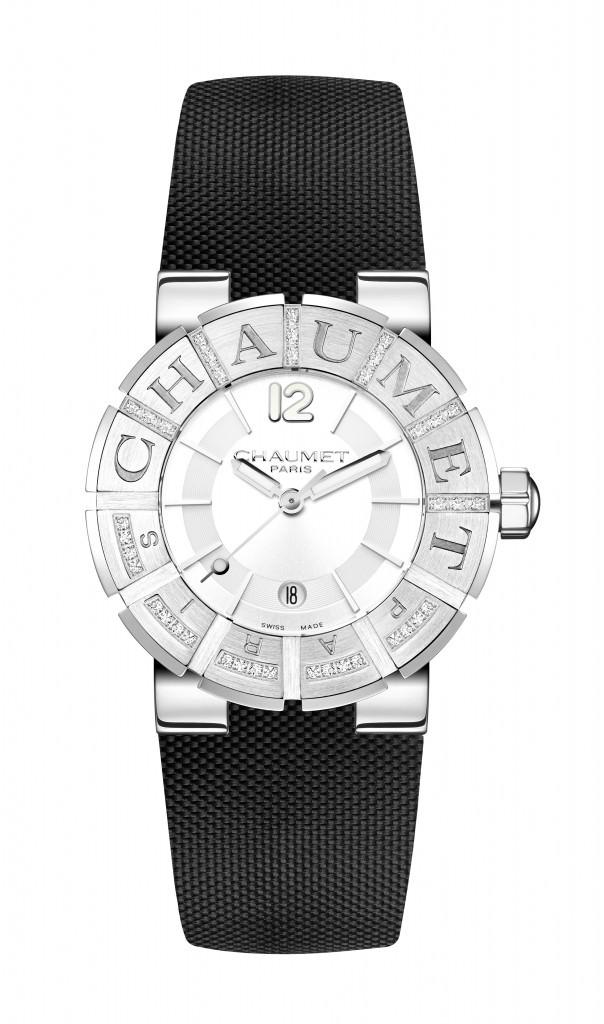 Reloj Class One Chaumet negro