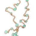 Las joyas Capri de Pomellato con un intenso color Mediterráneo