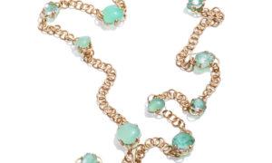 Nuevas joyas Capri de Pomellato con un intenso color Mediterráneo…