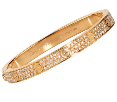joyas de oro rosa
