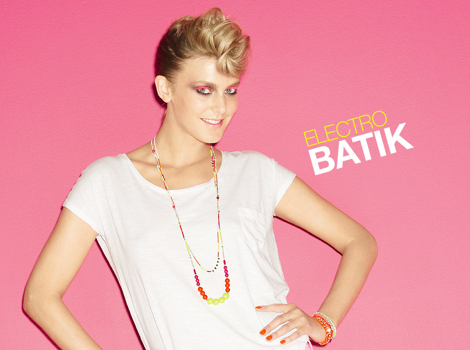 Electro Batik de Agatha Paris