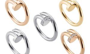 El precio del anillo Clavo Clou de Cartier