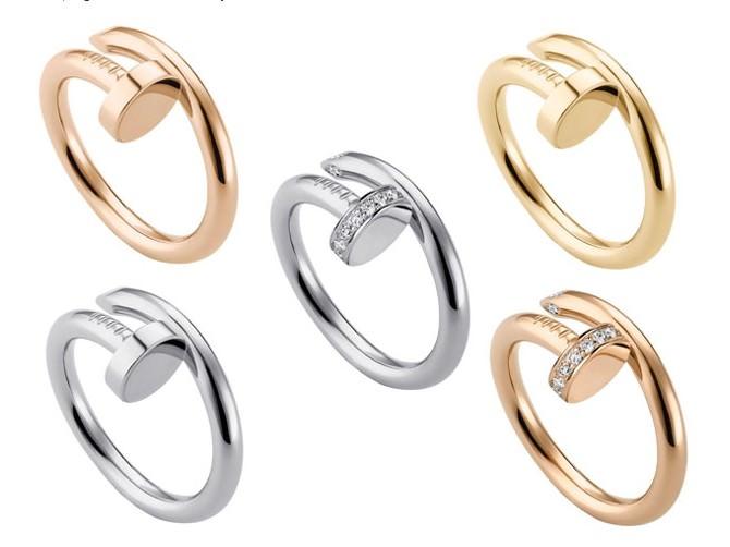 distribuidor mayorista 2f4a9 af6bc El precio del anillo Clavo Clou de Cartier - Corazón de Joyas