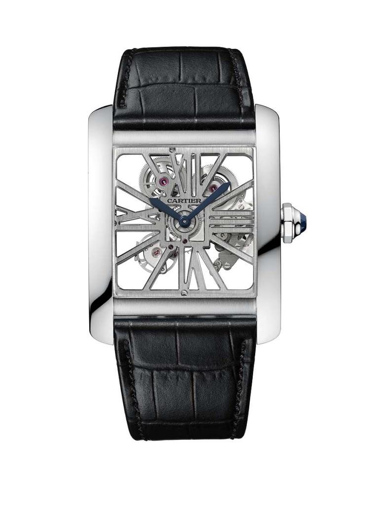 Reloj Tank MC de Cartier