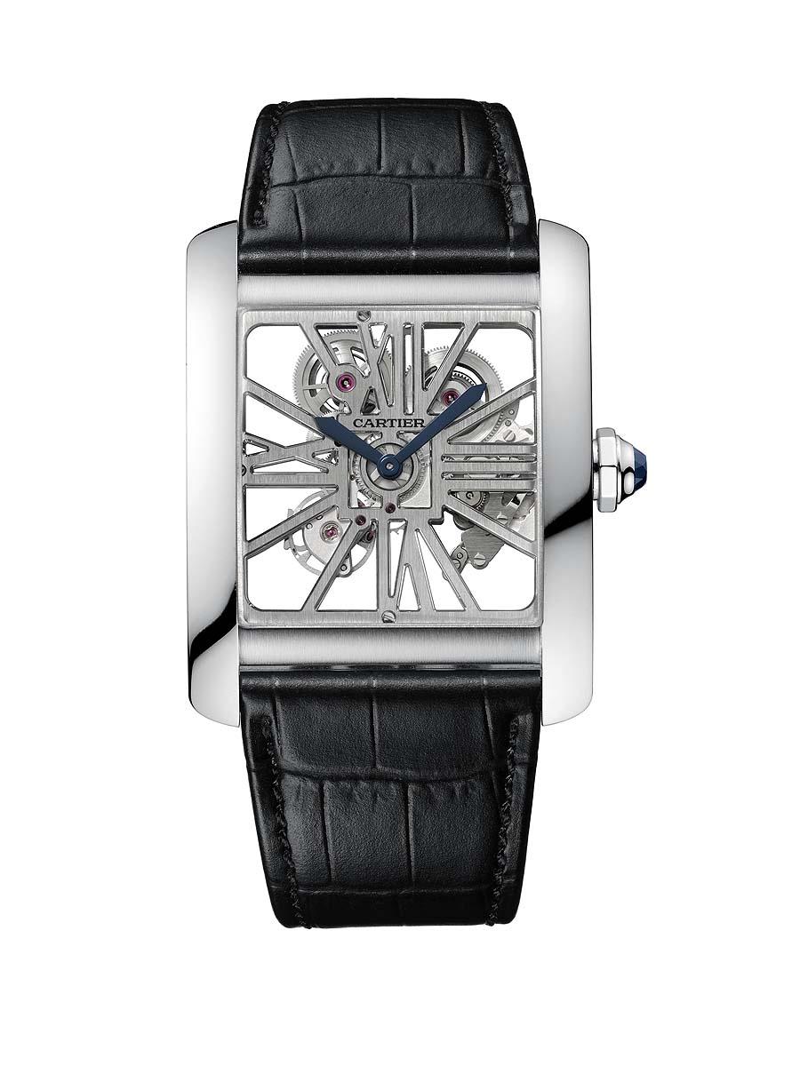 Reloj Tank MC Cartier