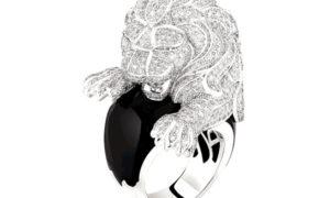 """""""Sous le Signe du Lion"""" alta joyería de Chanel"""