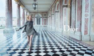 Dior Otoño 2013: «Desayuno en la hierba de Versailles»