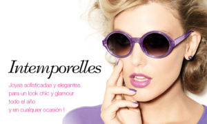 Les Intemporelles de Agatha Paris