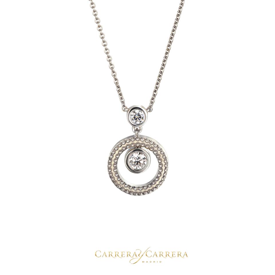 Colgante-Isabel-Tesorosdelimperio-carreraycarrera-oroblanco-diamantes