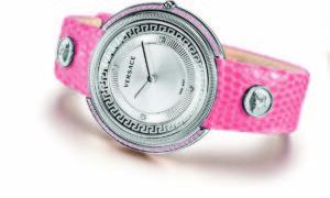 Los nuevos relojes Thea de Versace