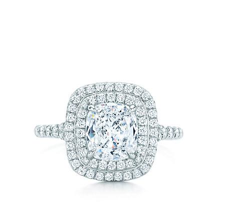 Anillo Compromiso Soleste Tiffany & Co