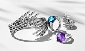 Las joyas Willow de David Yurman