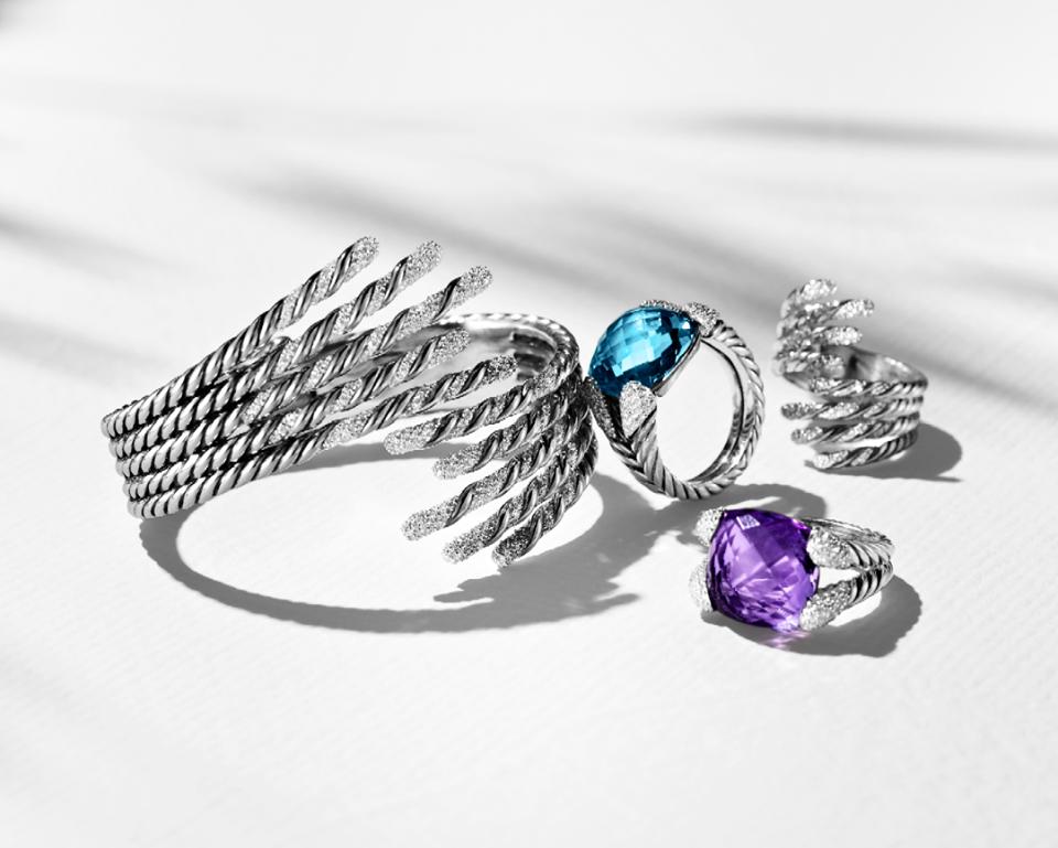 Colección joyas Willow de David Yurman