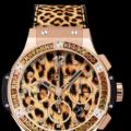 Big Bang Leopard de Hublot, moda felina…