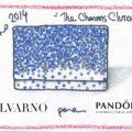 Alvarno y Pandora, The Charms Clutch Verano 2014