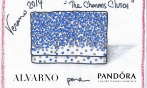 Alvarno y Pandora, The Charms Clutch Verano 2014