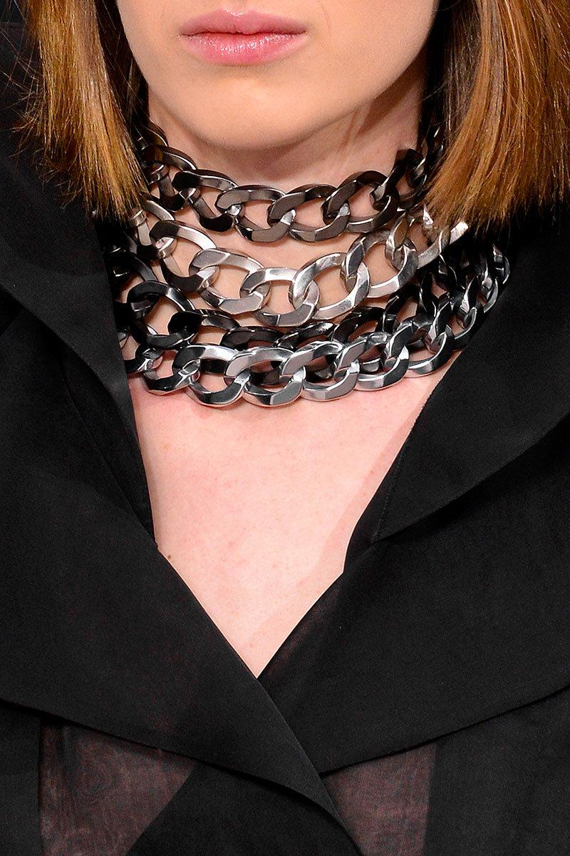 Cadenas Choker de Chanel