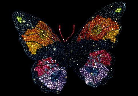 Broche Mariposa de JAR