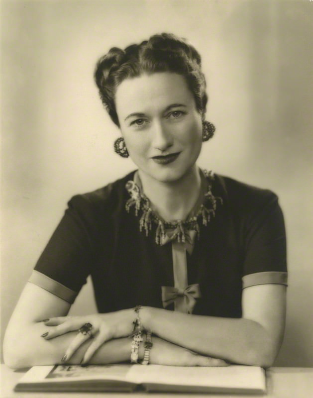 Wallis Duquesa de Windsor 1943