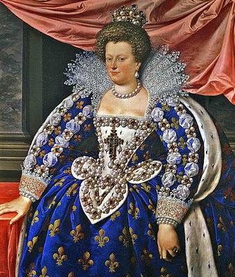 El collar de Perlas La Reina María de Medicis y sus perlas