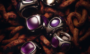 Pomellato 67 se viste de violeta intenso