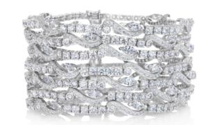 Adonis Rose, joyas De Beers, inspiradas en una historia de amor