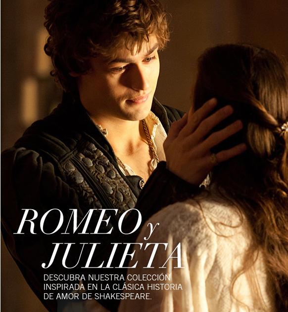 Colección Romeo y Juieta de Swarovski