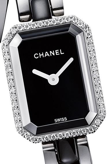 Chanel Relojería - Reloj Chanel Première Triple Vuelta - Baselworld-2011