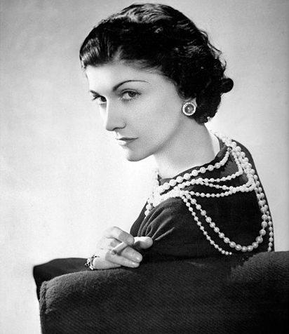 El collar de Perlas Coco Chanel y sus Collares de Perlas