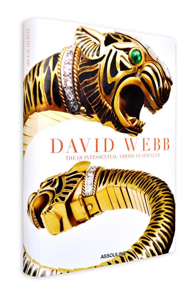 David Webb, el libro de su vida