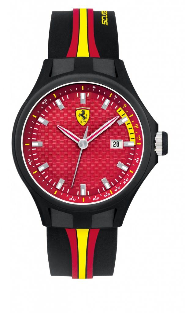 Reloj Pit Crew Scuderia Ferrari