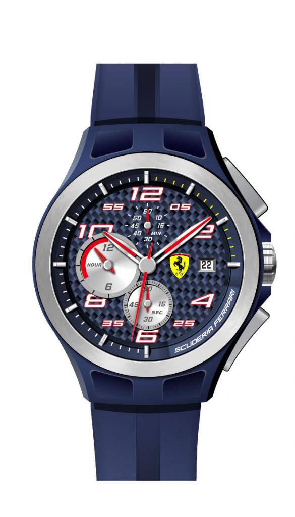 Reloj Lap Time Scuderia Ferrari