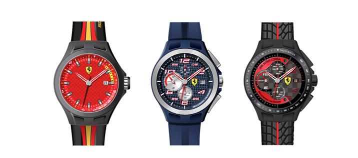 Relojes Colección Scuderia Ferrari