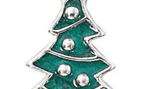 Árboles de Navidad en formato joyas