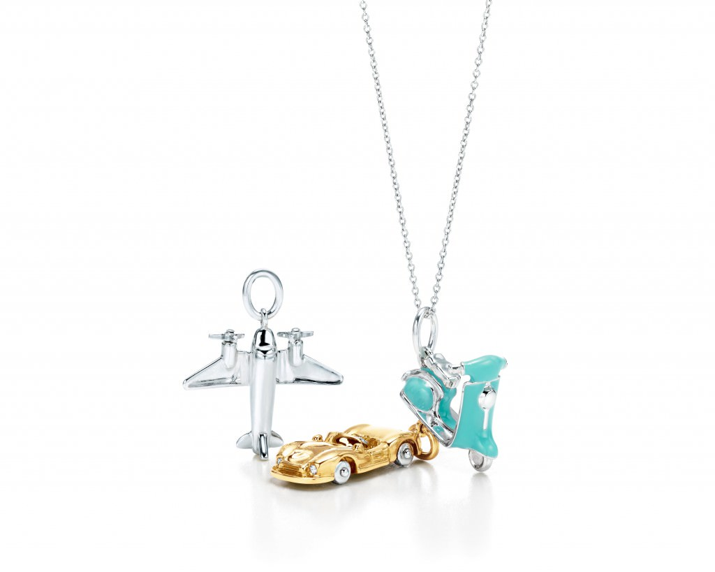 Charms Tiffany & Co regalos para estas Navidades