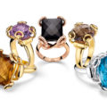 Anillos Gucci Horsebit Cocktail