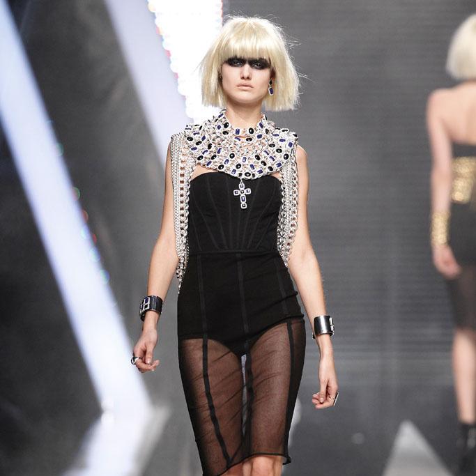 las joyas de la Mercedes-Benz Fashion week