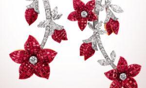 Van Cleef & Arpels expone 50 años de joyería en Ginebra