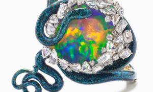«Animalvegetable mineral» creaciones de Victoire de Castellane