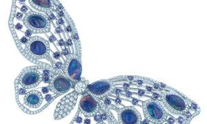 Las novedades en Tiffany & Co. se visten de azul